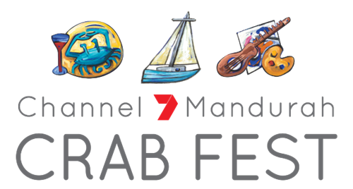 Crab Fest Clickable Homepage Logo